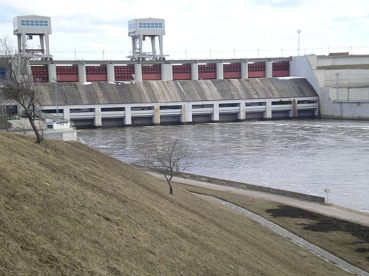 P Avi As Hydroelectric Power Station