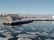 Puerto de Miquelón.