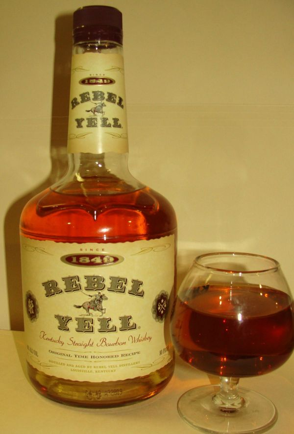 Rebel Yell Bourbon - Wikipedia
