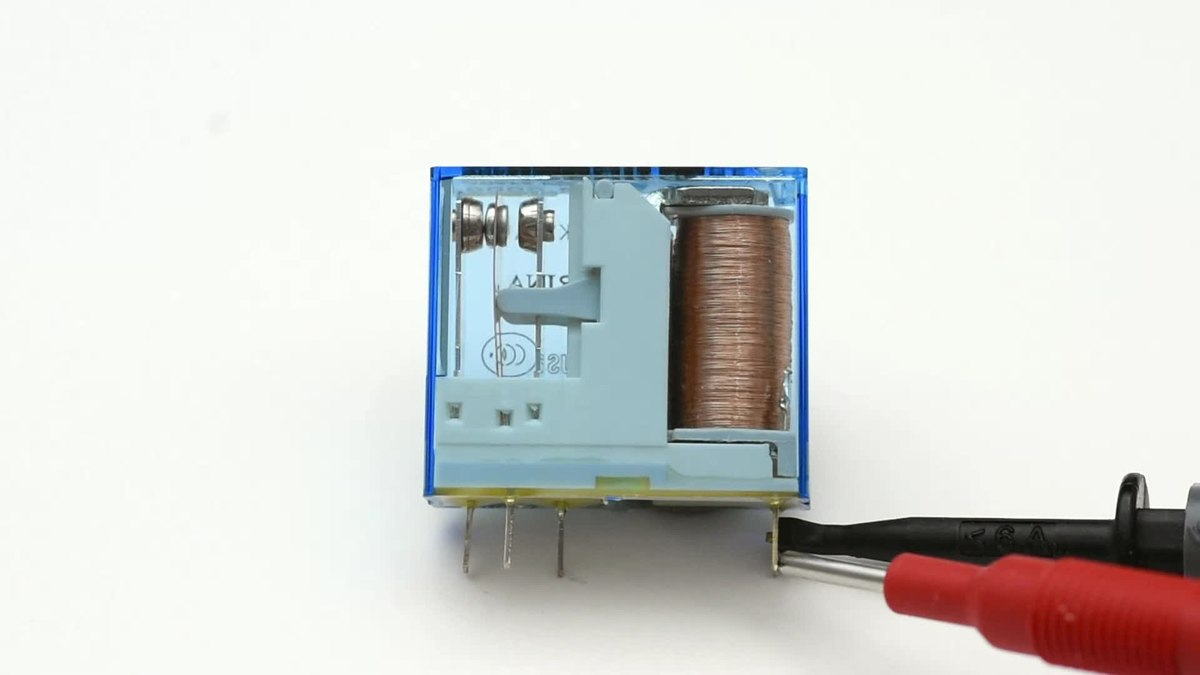 Dc Motor Control Made Of Solid State Switches