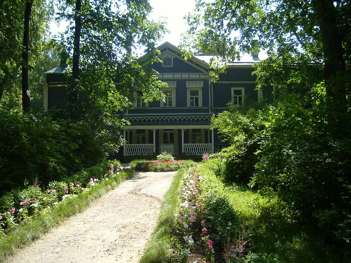 Tchaikovsky State HouseMuseum  Wikipedia