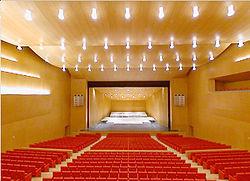 Palacio de Congresos y Auditorio de Navarra  Wikipedia