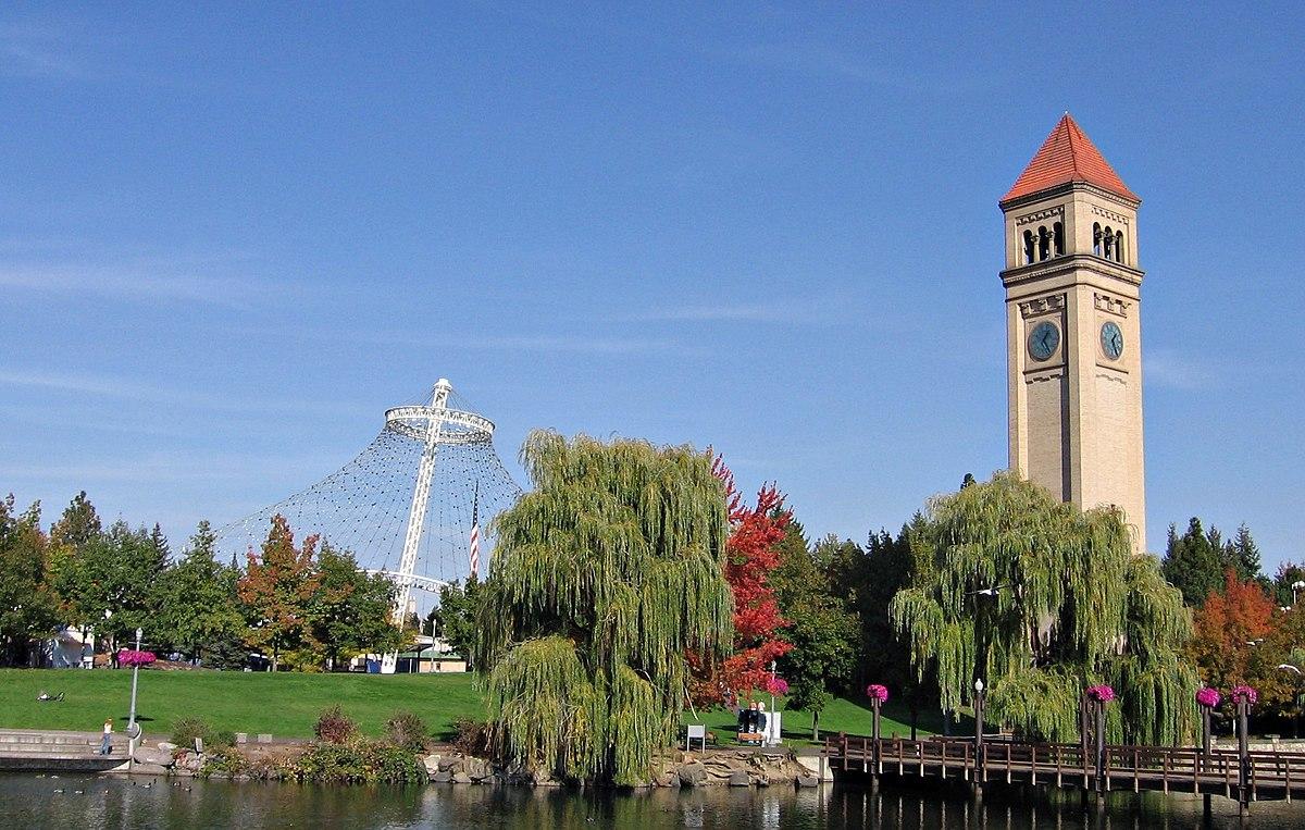 Riverfront Park (spokane, Washington)  Wikipedia