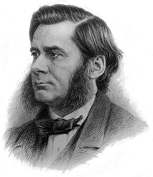 Thomas Huxley, coiner of the term agnostic.
