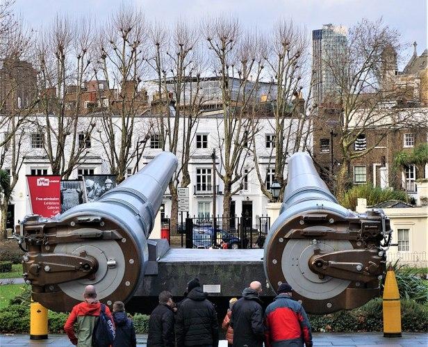 15 inch Naval Guns - Imperial War Museum - Joy of Museum