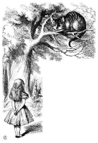 Alice's Adventures in Wonderland (1866)/Chapter 6