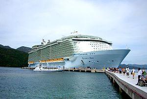 English: biggest ship