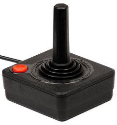 atari game controller wiring diagram [ 1200 x 1239 Pixel ]