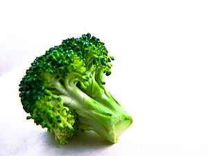 English: its broccoli