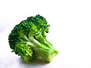 English: its broccoli