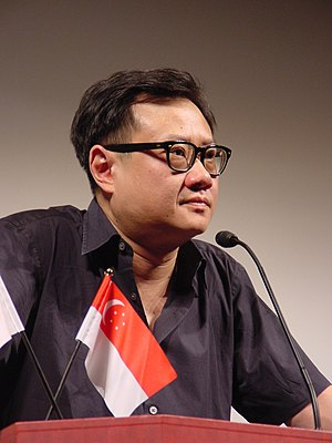 English: Singaporean film director, screenwrit...