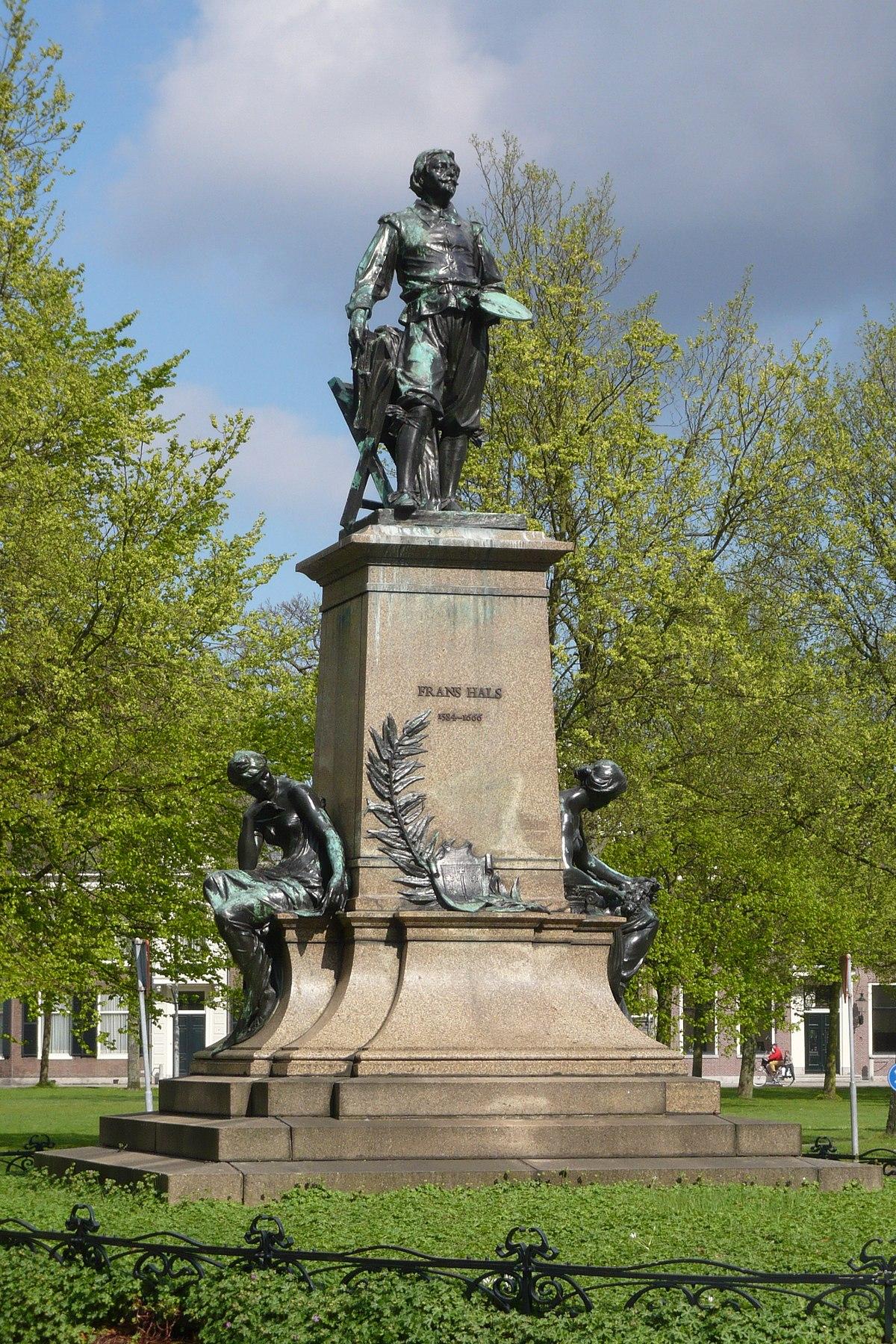 Standbeeld van Frans Hals  Wikipedia