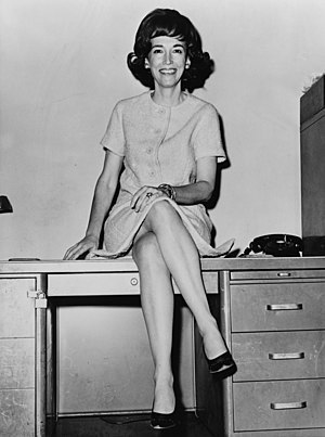 Helen Gurley Brown