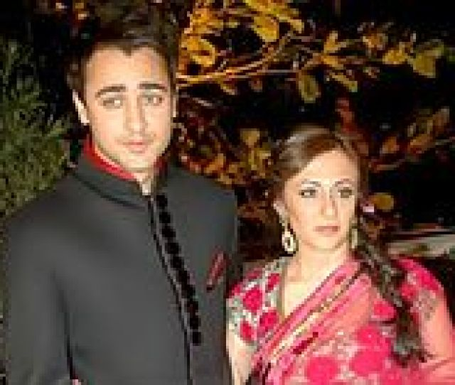 Imran Khan And Avantika Malik Pose For The Camera