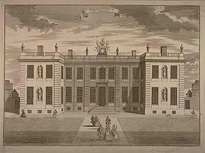 illustration of Marlborough House