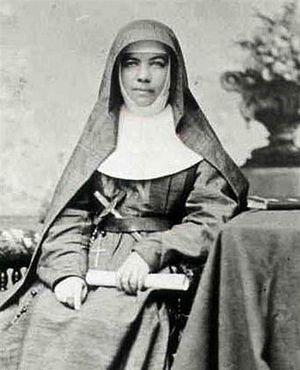Sister Mary MacKillop, australian nun (1842-19...