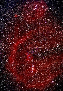تولد النجوم وتكونها 260px-Nebula-Barnard