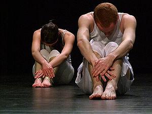 """Deutsch: Modern Dance Company """"Flatback a..."""