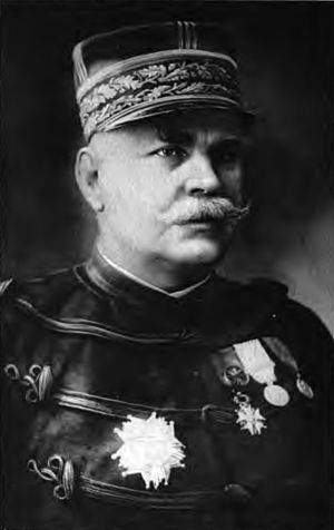 Gen. Joseph Joffre - The French Commander-in-C...