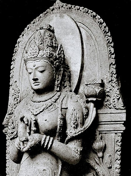 Berkas:Prajnaparamita Java.jpg