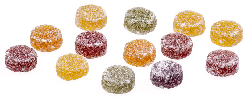 Wikipedia: Rowntree's Fruit Pastilles