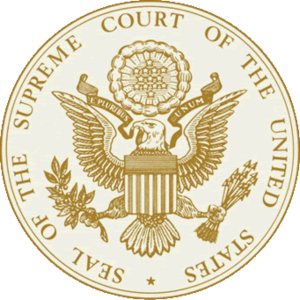 Seal of the United States Supreme Court