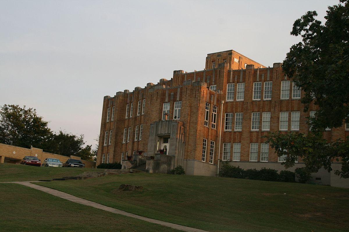 Saint Anthonys Hospital Morrilton Arkansas  Wikipedia