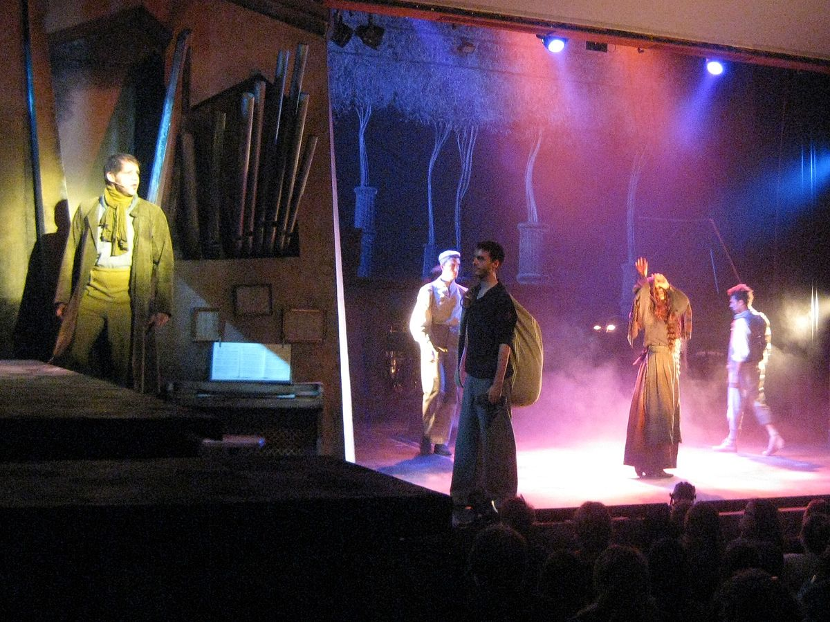 Sweeney Todd musical  Wikipedia