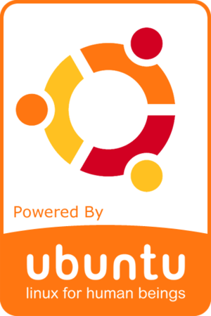 Ubuntu sticker for your computer. Linux for Hu...