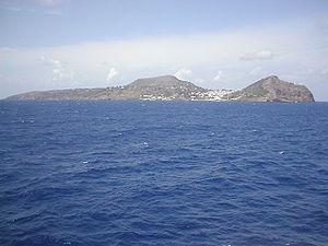 Insel Ustica bei Palermo