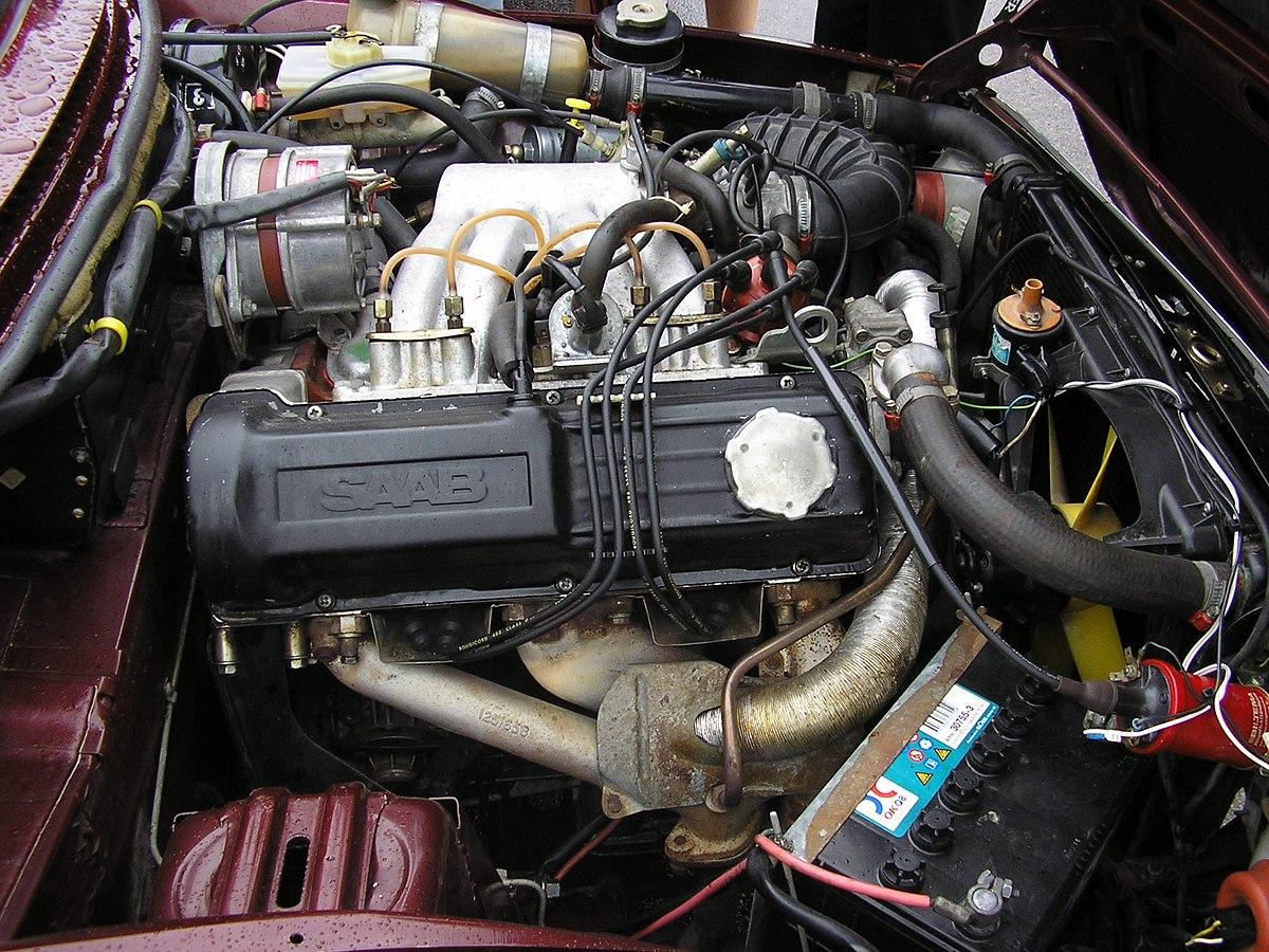 Ford 3 8 Engine Diagram Fuel Injection Saab B Engine Wikipedia
