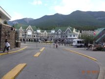 Springs Hotel Canada Banff National Park