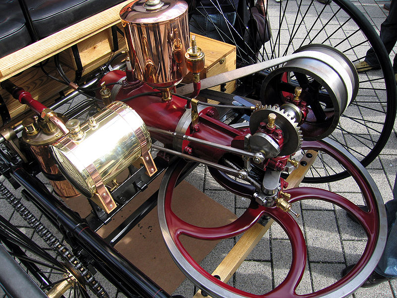 Berkas:Benz Patent Motorwagen Engine.jpg