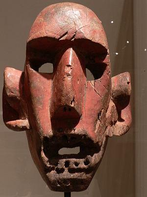 Doei (or Kwere), female ancestor mask, Tanzania