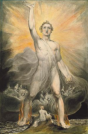 English: Angel of the Revelation
