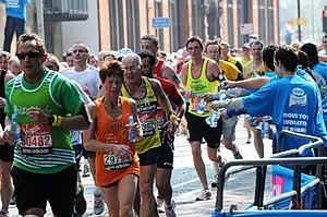 London Marathon, 17 April 2011