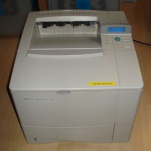 Hp Laserjet 4000 Series  Wikipedia