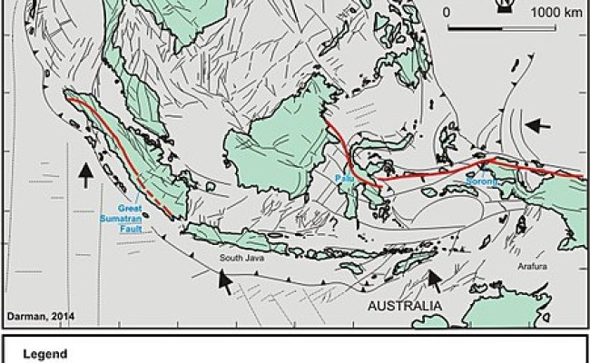 Geology Of Indonesia Wikipedia