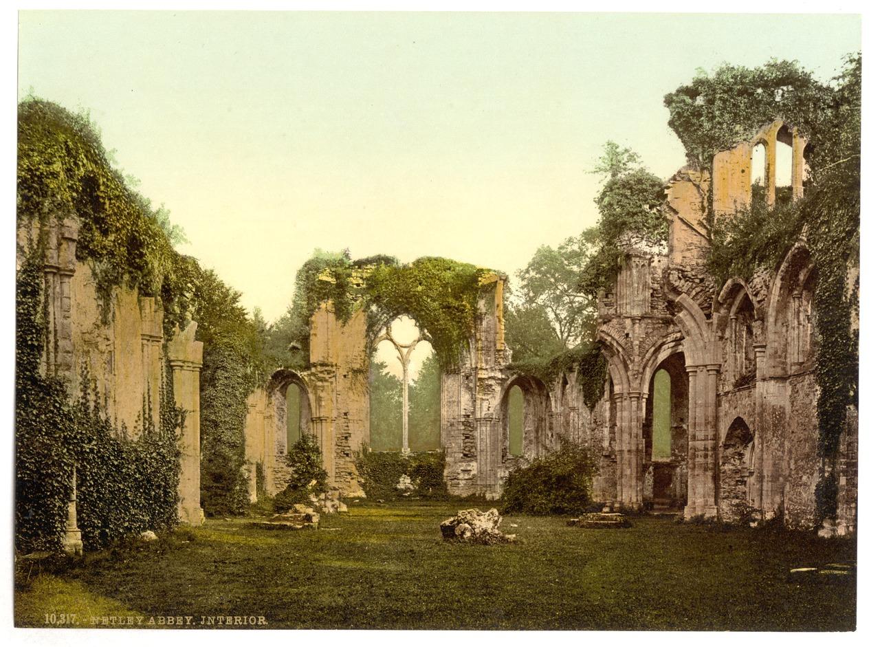 File Interior Netley Abbey England Lccn2002708000 Tif