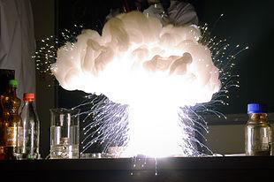 Reazione chimica  Wikipedia