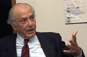 Português: O político brasileiro Leonel Brizola.