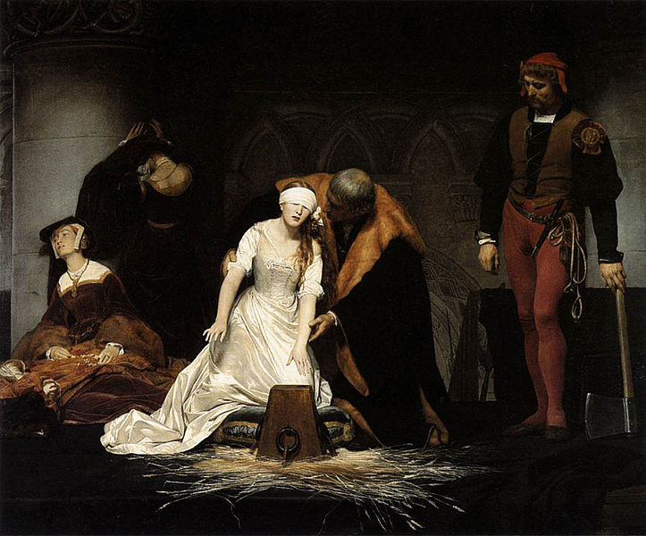 File:Paul Delaroche - The Execution of Lady Jane Grey.jpg