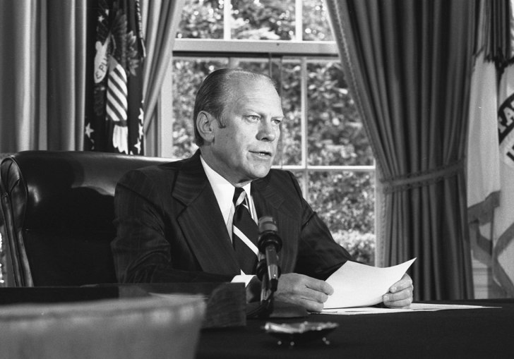 1970s Ford President
