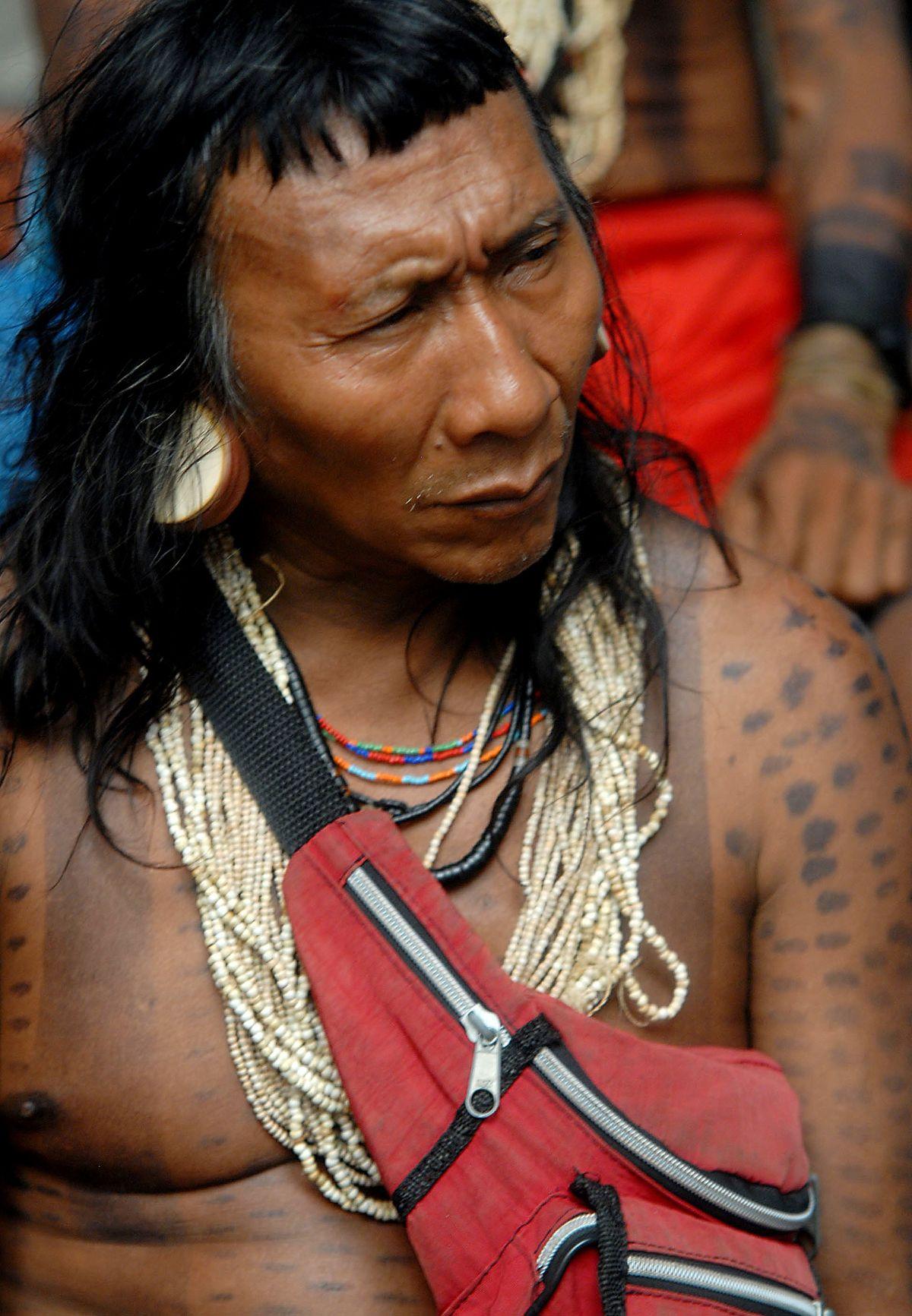 Rikbaktsa peuple  Wikipdia