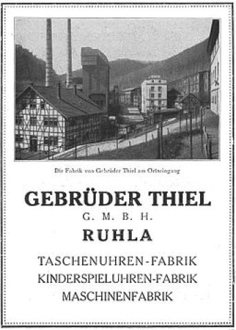 Ruhla Thiel