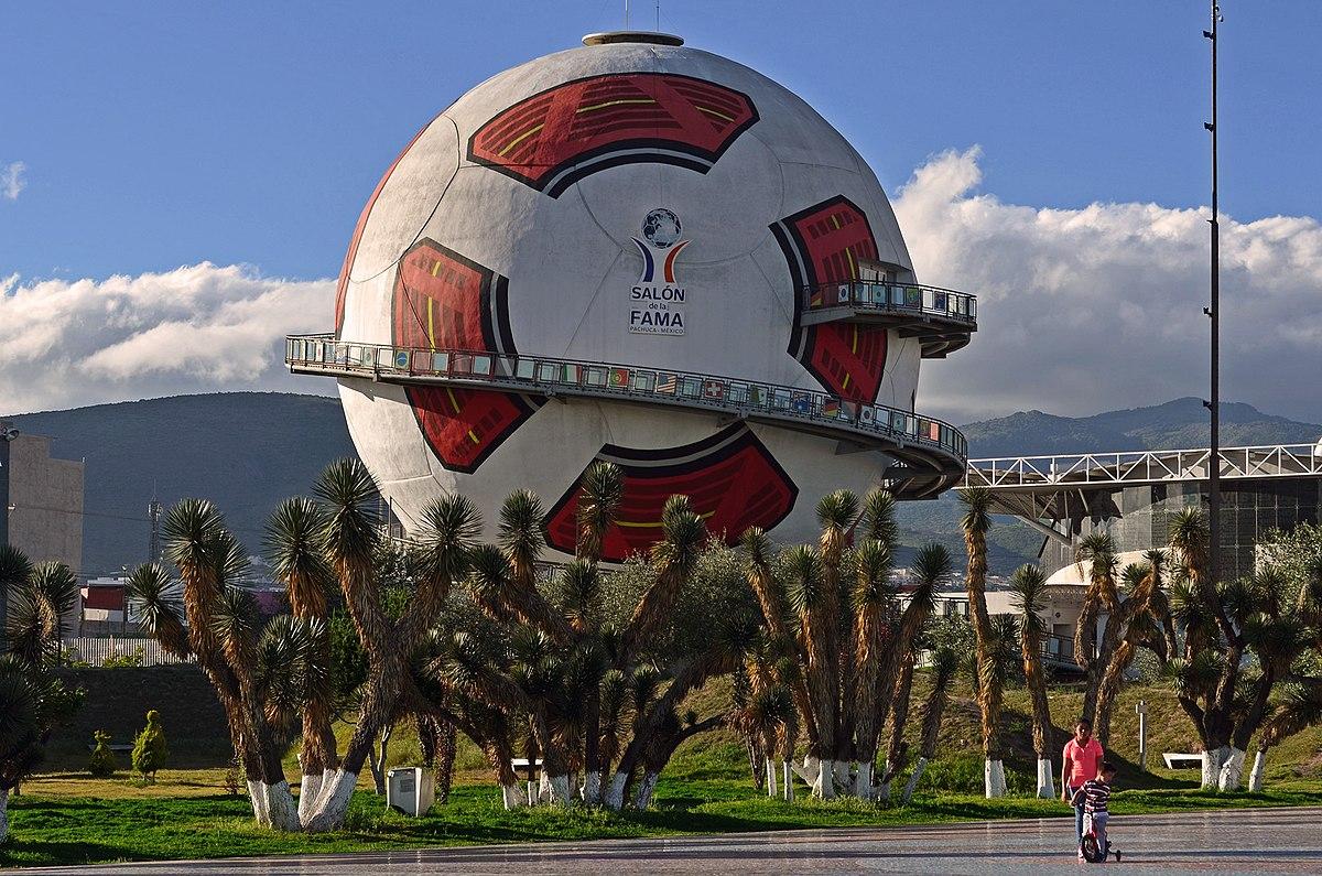 Saln de la Fama del Ftbol Mxico  Wikipedia la enciclopedia libre