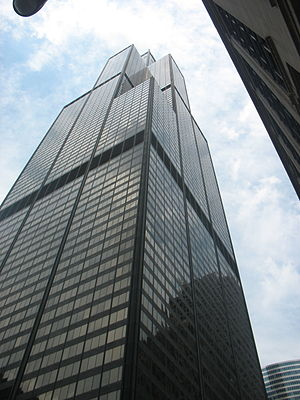 Sears Tower in Chicago Illinois