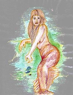 Sirena Diyesebel The Philippine Mermaid Commons