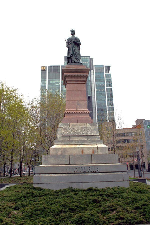Victoria Memorial Montreal - Wikipedia