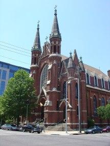 St. Paul Cathedral Birmingham Al